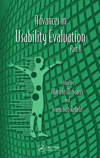 Advances in Usability Evaluation Part II book cover