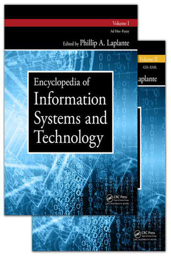 Encyclopedia of Information Systems and Technology - Two Volume Set book cover