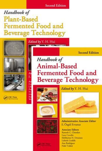 Handbook of Fermented Food and Beverage Technology Two Volume Set book cover