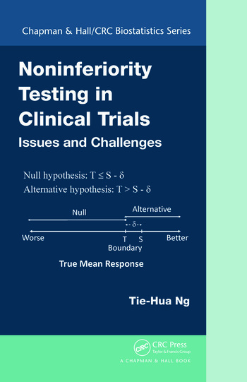 Noninferiority Testing in Clinical Trials Issues and Challenges book cover