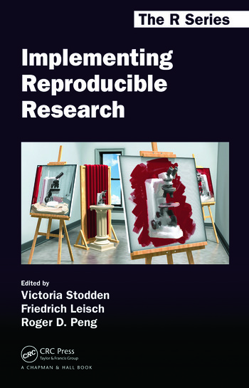 Implementing Reproducible Research book cover