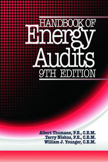 Handbook of Energy Audits, Ninth Edition book cover