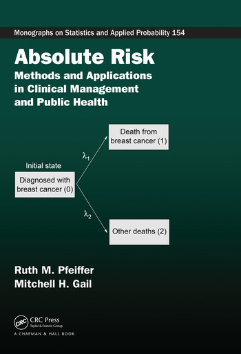 Absolute Risk Methods and Applications in Clinical Management and Public Health book cover