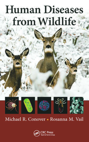 Human Diseases from Wildlife book cover