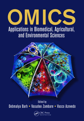 OMICS Applications in Biomedical, Agricultural, and Environmental Sciences book cover