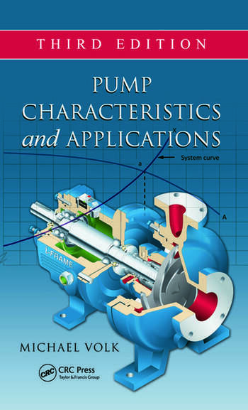 Pump Characteristics and Applications book cover