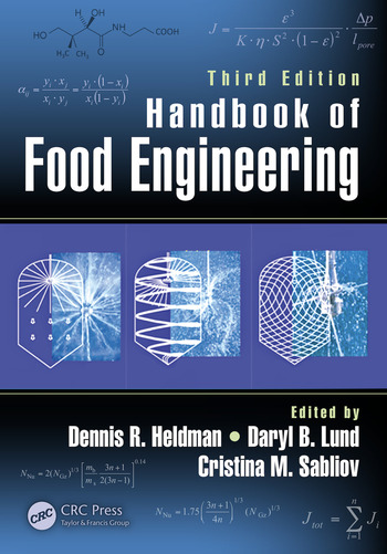 Handbook of Food Engineering book cover