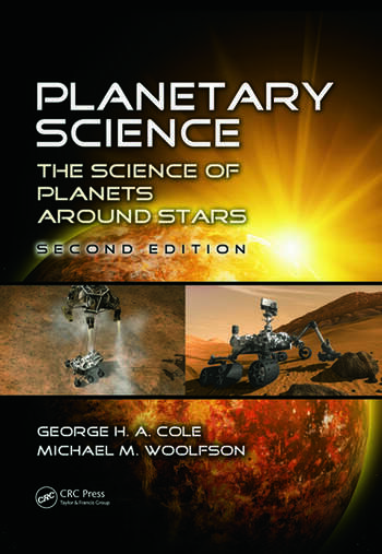 Planetary Science The Science of Planets around Stars, Second Edition book cover