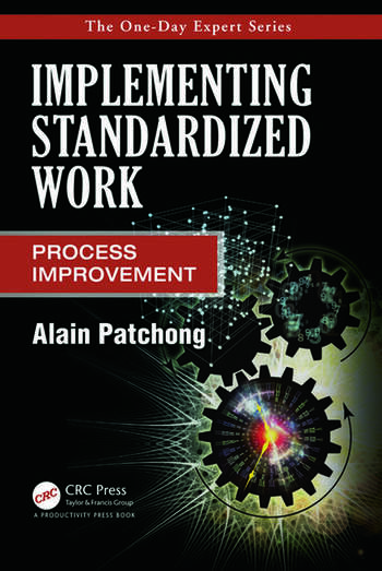 Implementing Standardized Work Process Improvement book cover