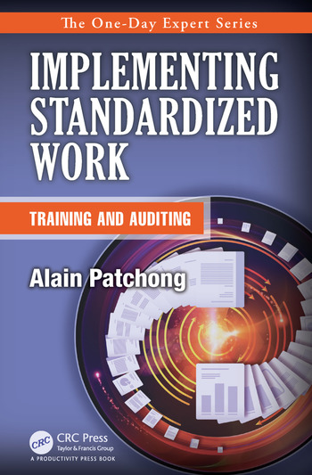Implementing Standardized Work Training and Auditing book cover