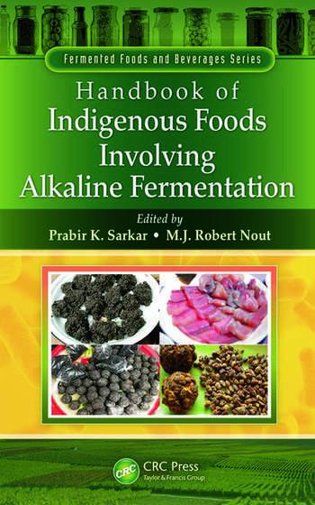 Handbook of Indigenous Foods Involving Alkaline Fermentation book cover
