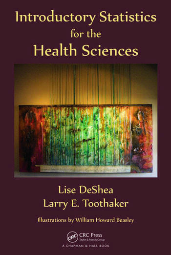 Introductory Statistics for the Health Sciences book cover