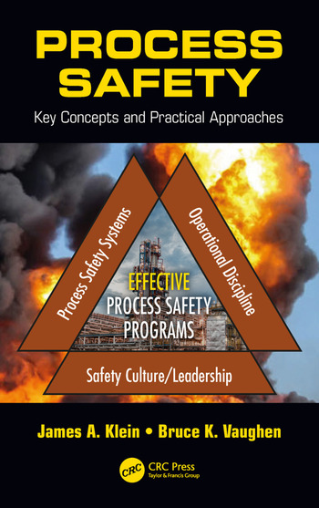 Process Safety Key Concepts and Practical Approaches book cover