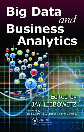 Big Data and Business Analytics book cover