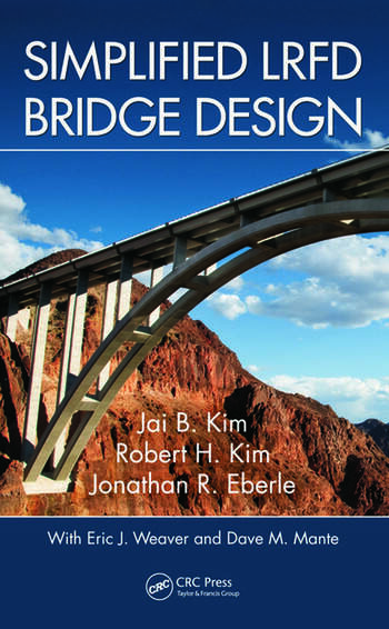 Simplified LRFD Bridge Design book cover