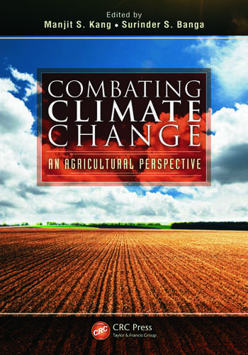 Combating Climate Change An Agricultural Perspective book cover