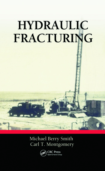 Hydraulic Fracturing book cover