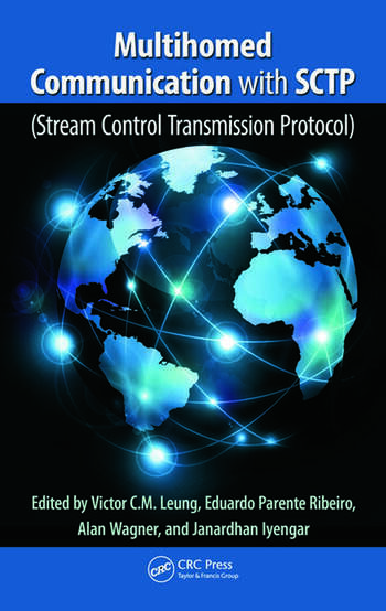 Multihomed Communication with SCTP (Stream Control Transmission Protocol) book cover