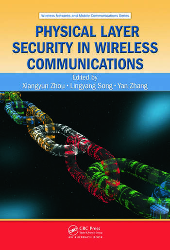 Physical Layer Security in Wireless Communications book cover