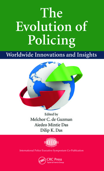 The Evolution of Policing Worldwide Innovations and Insights book cover