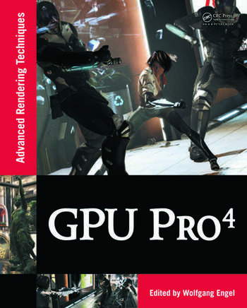 GPU Pro 4 Advanced Rendering Techniques book cover