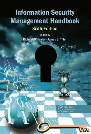 Information Security Management Handbook, Volume 7 book cover