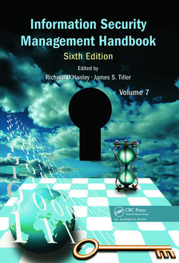 Information Security Management Handbook, Sixth Edition, Volume 7 book cover