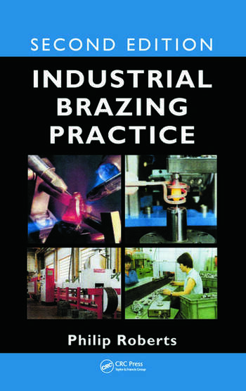 Industrial Brazing Practice book cover