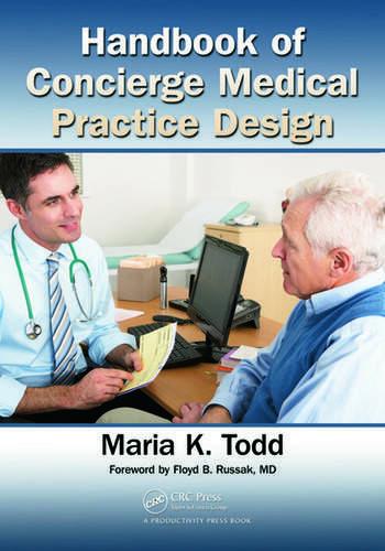 Handbook of Concierge Medical Practice Design book cover