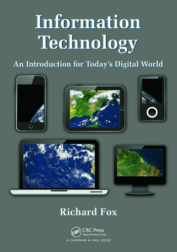 Information Technology An Introduction for Today's Digital World book cover