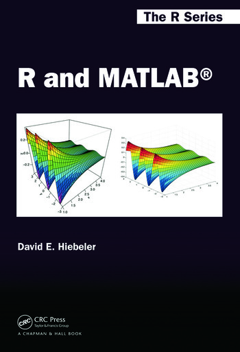 R And Matlab Crc Press Book