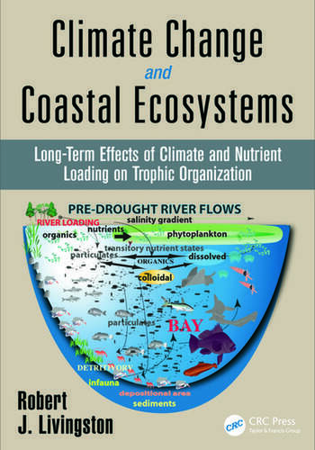 Climate Change and Coastal Ecosystems Long-Term Effects of Climate and Nutrient Loading on Trophic Organization book cover