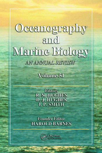 Oceanography and Marine Biology An Annual Review, Volume 51 book cover