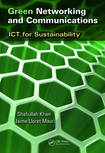 Green Networking and Communications ICT for Sustainability book cover