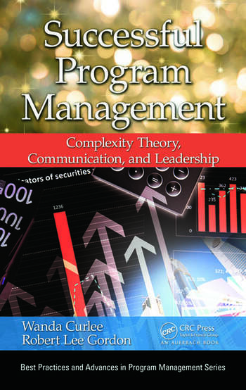 Successful Program Management Complexity Theory, Communication, and Leadership book cover