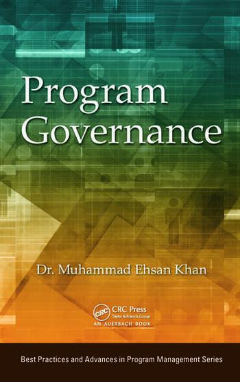 Program Governance book cover
