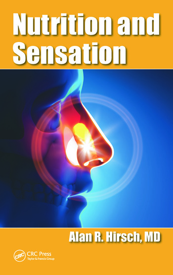Nutrition and Sensation book cover