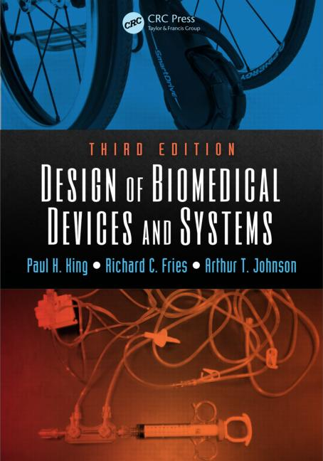 Design of Biomedical Devices and Systems book cover