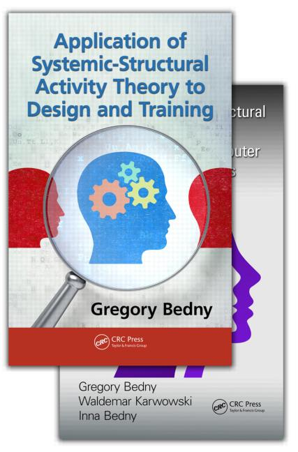 Self-Regulation in Activity Theory Applied Work Design for Human-Computer and Human-Machine Systems book cover