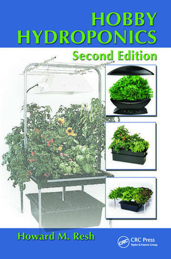 Hobby Hydroponics book cover