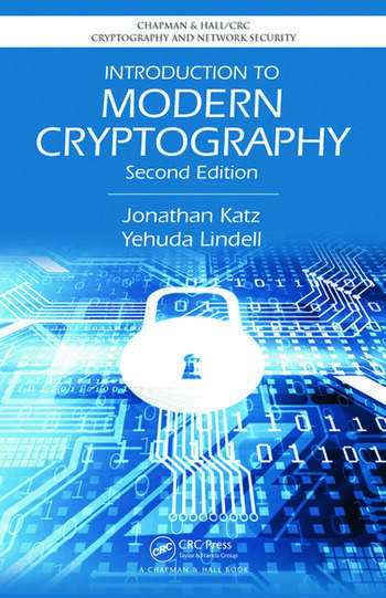 Introduction to Modern Cryptography book cover