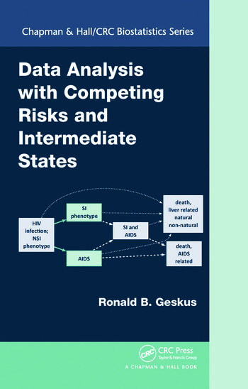 Data Analysis with Competing Risks and Intermediate States book cover