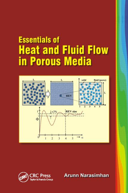 Essentials of Heat and Fluid Flow in Porous Media book cover