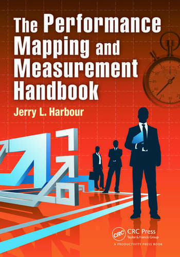 The Performance Mapping and Measurement Handbook book cover