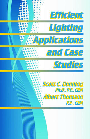 Efficient Lighting Applications and Case Studies book cover