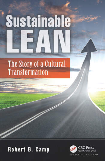 Sustainable Lean The Story of a Cultural Transformation book cover