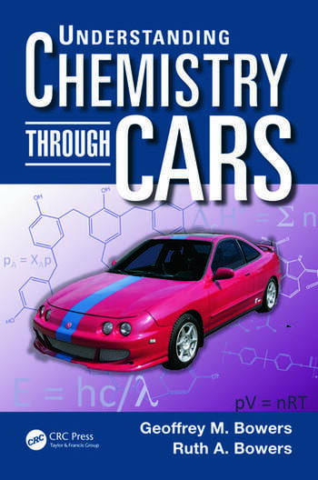 Understanding Chemistry through Cars book cover
