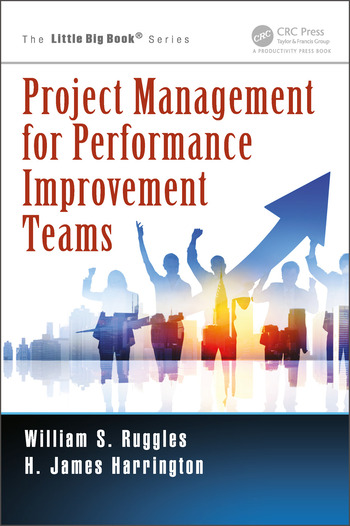 Project Management for Performance Improvement Teams book cover
