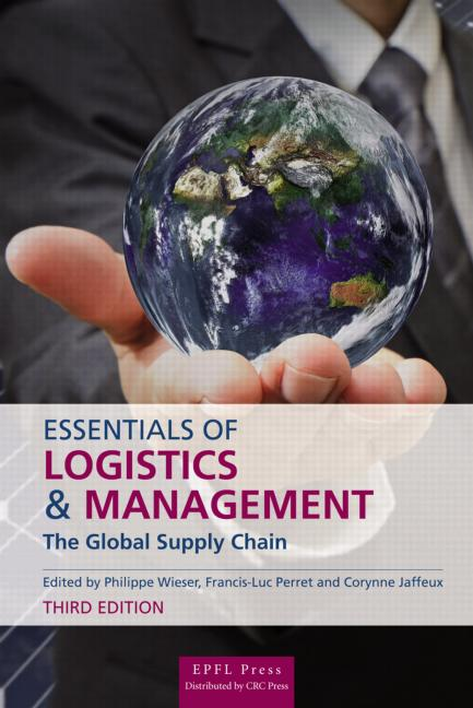 Essentials of Logistics and Management book cover