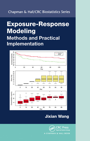 Exposure-Response Modeling Methods and Practical Implementation book cover